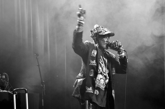 Lee Scratch Perry @Palace_SG