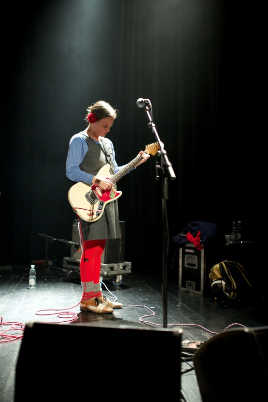 Scout Niblett, 13.11.13 im Palace St.Gallen